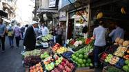 Damascus residents fear a U.S. strike will bring rebel onslaught