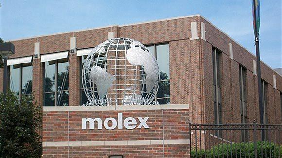 Molex headquarters in Lisle, Ill.