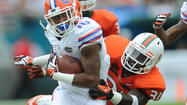Pictures: Miami Hurricanes 21, Florida Gators 16