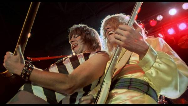 "Christopher Guest, left, and Michael McKean in ""This Is Spinal Tap."""