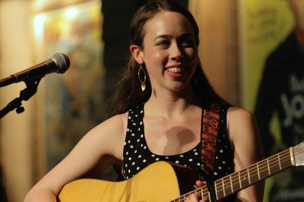 Sarah Jarosz plays Thursday, Sept. 12, at 8 p.m. in a free concert at the Wolf Den.