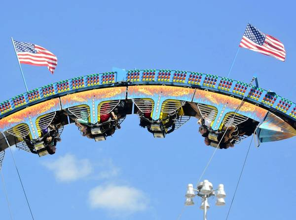 This year's Big-E runs Sept. 13 to 29.