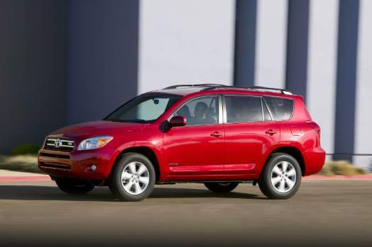 Toyota is recalling 750,000 RAV4s for a second time to fix a suspension problem.