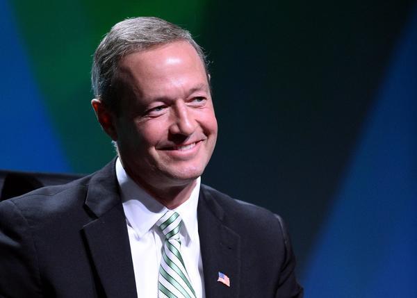 Maryland Gov. Martin O'Malley
