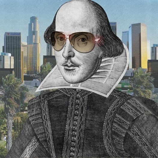 William Shakespeare gets a makeover