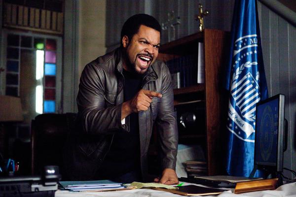 "Ice Cube in ""21 Jump Street."""