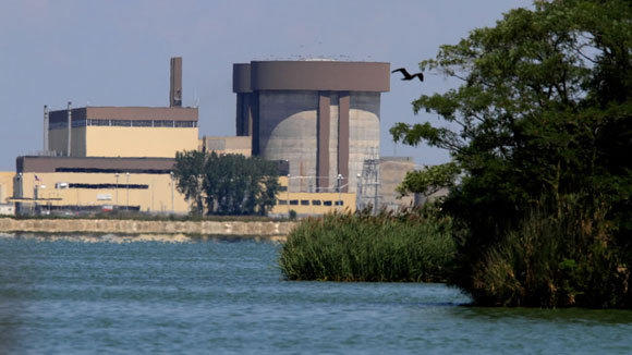 Exelon's Braidwood nuclear generating station in Braceville, Ill., is shown in a 2012 photo.