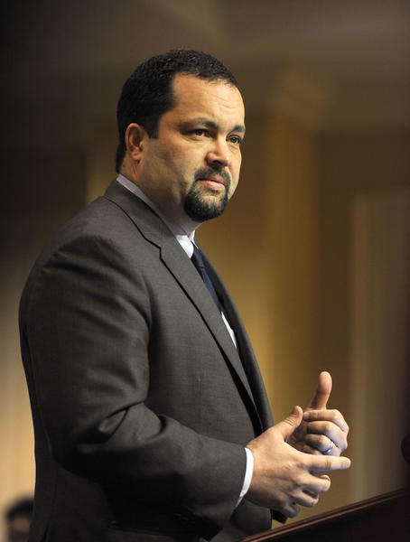 NAACP president Ben Jealous to resign.