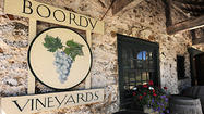 Starting over at Boordy Vineyards