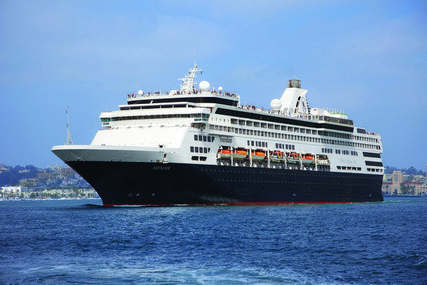 Holland America Line ship Veendam will return to Mazatlan in the fall.
