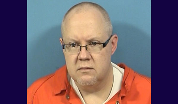 Daniel Knaack, 52, was sentenced to five years in prison for the theft of more than $200,000 worth of gold bars.