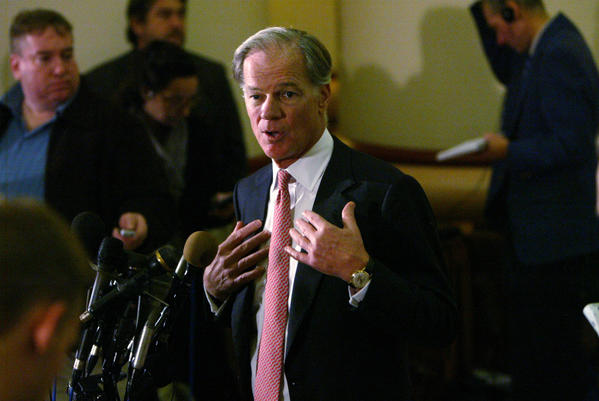 Tom Foley, the 2010 Republican candidate for governor, plans to run again.