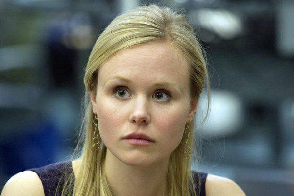 "Alison Pill in HBO's ""The Newsroom."""