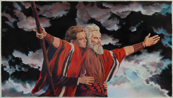 "Eric Yahnker, ""Kings of the World,"" 2013"