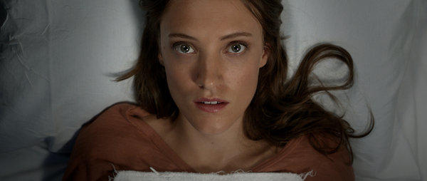 "Actress Alexia Rasmussen is shown in a still from the film ""Proxy,"" directed and co-written by Zack Parker and having its world premiere as part of the 2013 Toronto International Film Festival."