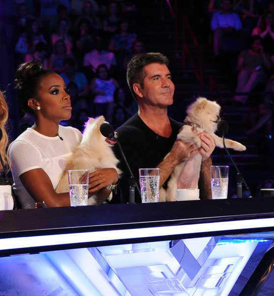 "Simon Cowell returns for a new season of ""The X-Factor"" on Fox. With Kelly Rowland."