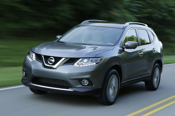 The all-new 2014 Nissan Rogue went on sale in November with a starting price of $23,350. All-wheel drive and three-row seating will be among the options offered.