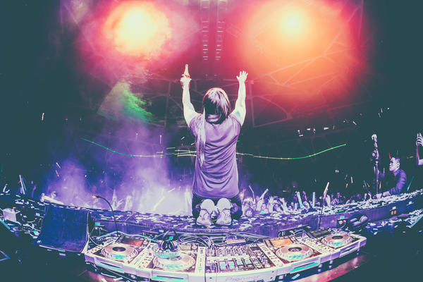 Epic: DJ Steve Aoki at Hakkasan