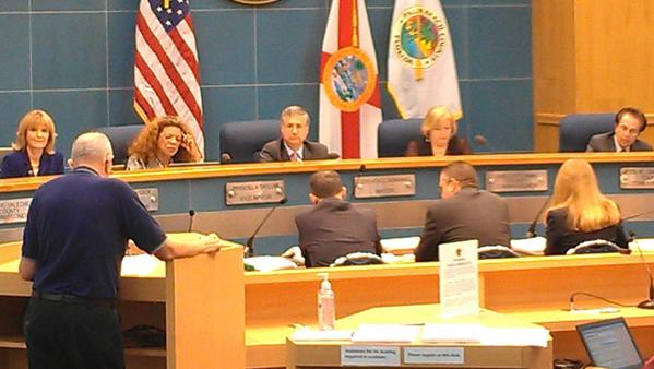 Palm Beach County commissioners are considering boosting the pay scale for their administrative assistants.
