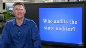 Who audits California's state auditor?