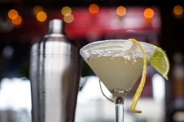 The Matchbox's margarita