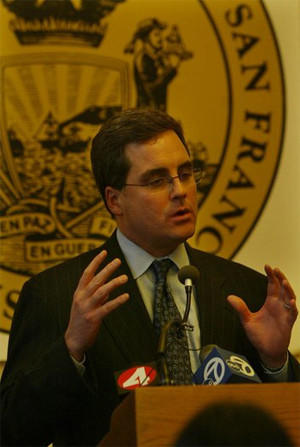 San Francisco City Atty. Dennis Herrera