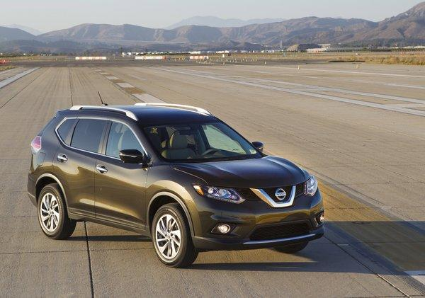 The all-new 2014 Nissan Rogue goes on sale in November with a starting price of $23,350. All-wheel drive and three-row seating will be among the options offered.