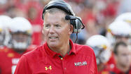 Terps' Randy Edsall prepares for emotional return to UConn