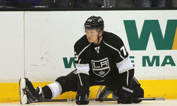 Will forward Tyler Toffoli develop into a reliable scorer for the Kings this season?