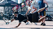 Las Vegas: Pros and amateurs to play in 'wallball' championships