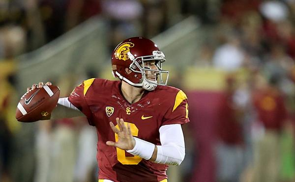 "USC's Cody Kessler says he has ""a new sense of confidence"" now that he has been named the Trojans' starting quarterback."