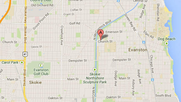 A 21-year-old man was fatally shot on Leland Avenue in Evanston late Tuesday night.