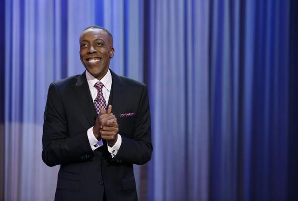 Arsenio Hall got off to a good start in the ratings.