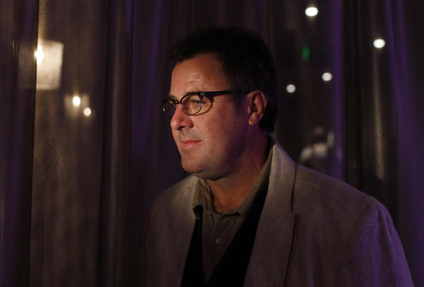 Country singer Vince Gill faced off with protesters from the conservative Westboro Baptist Church over the weekend outside his concert in Kansas City, Mo.