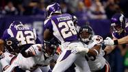 Three and Out: How Bears can stop Peterson