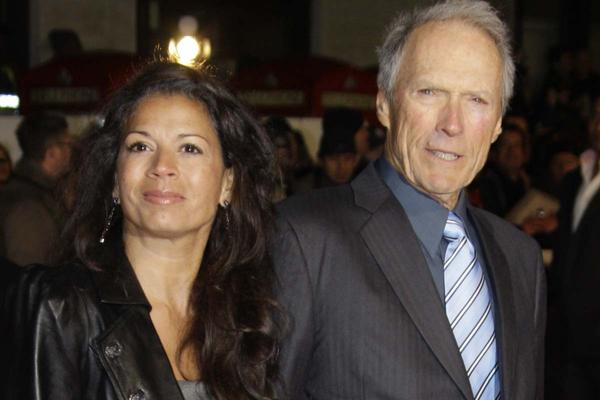 Clint Eastwood's wife, Dina, files for legal separation ...