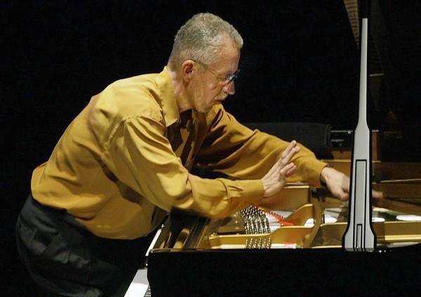 "Keith Jarrett will be bringing his ""standards trio"" to Royce Hall on Sept. 28. Attending? Behave."