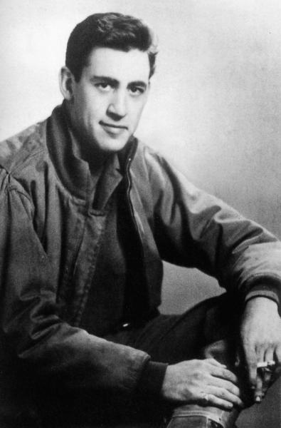 Author J.D. Salinger, arguably, the most famous American recluse in history.