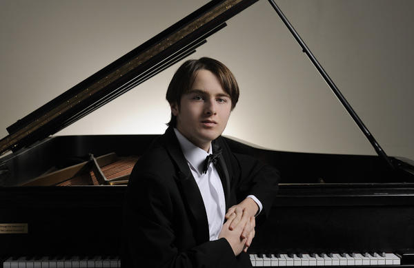 Daniil Trifonov played Rachmaninoff and Stravinsky on Tuesday night at the Hollywood Bowl.
