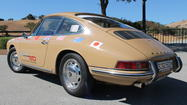 Going for a cruise in a historic Porsche 911 [Video]