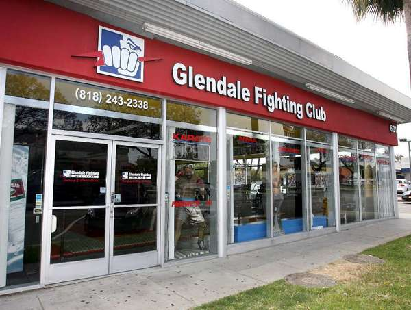 ARCHIVE PHOTO: The Glendale Fighting Club has added Olympic wrestler Martin Berberyan to its coaching staff.