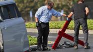 FBI searches former TSA agent's van