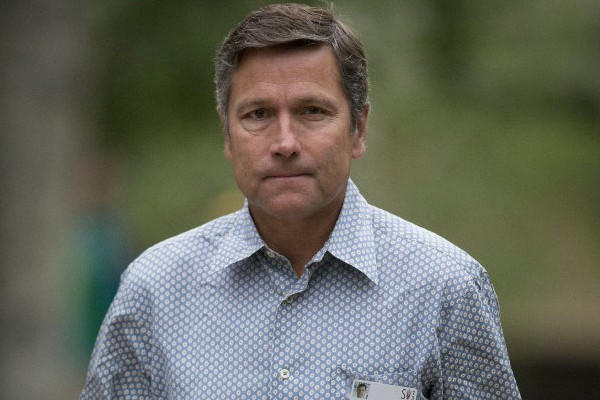 Steve Burke, chief executive of NBCUniversal, said Wednesday that NBCUniversal was improving its financial performance. Photo: Steve Burke shown at the Allen & Co. Media summit in Sun Valley, Idaho. in July 2010.