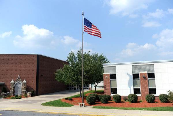 Easton Area School District is closing some bathrooms at the high school and threatening to take away vacation time after two separate incidents caused evacuations at the school this week.