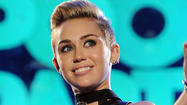 For Miley Cyrus, it's not about nudity but suffering for one's art