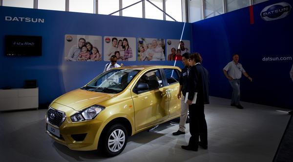 Datsun makes a comeback - The Datsun Go