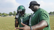 Hereford and Milford Mill football coaches count sons among players