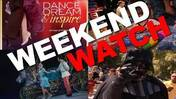 Weekend Watch: Galactic Encounter Days, Disney on Ice, Dance, Dream & Inspire