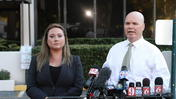 Shellie Zimmerman press conference held by her lawyer Kelly Sims