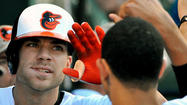 Chris Davis' 2013 home runs by the numbers
